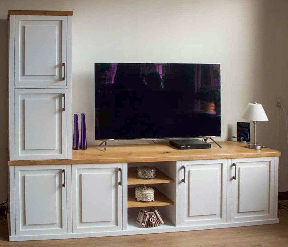 landelijk tv meubel